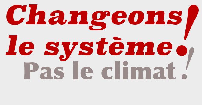 vidéo, enregistrements du débat : <i>Urgence climatique, « ça change tout »</i>