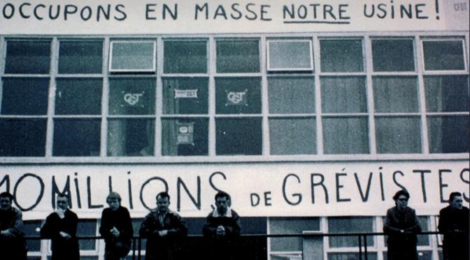 Prochain débat autour du livre  <em>« L'envers de Flins,  une féministe révolutionnaire à l'atelier »</em>